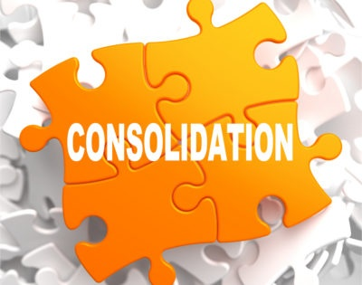 Consolidating all your debts sounds like a great idea, but doesn't always work that well for most people